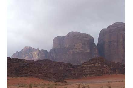 Wadi Rum -  - © By Flickr user rpoll