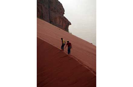 Wadi Rum -  - © By Flickr user amerune