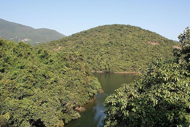 Central Ridge: Central Ridge - Tai Tam Country Park - © Copyright Flickr User David Bailey MBE