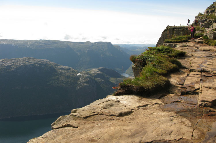 Preikestolen - © From Flickr user Leo_Seta