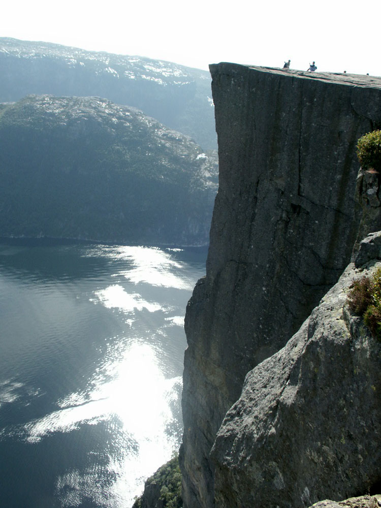 Preikestolen - © From Flickr user SylvainDeMunck