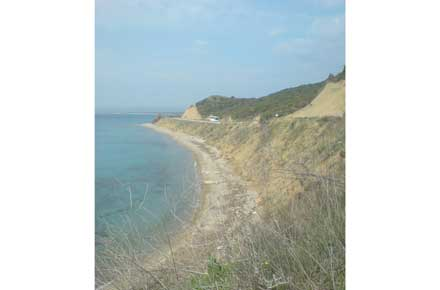Gallipoli - Anzac cove - © Alice Rawstorne