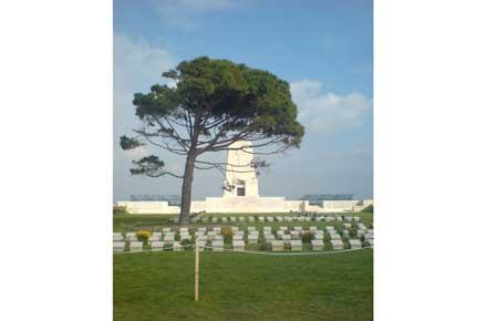 Gallipoli Peninsula: Gallipoli - Lone Pine Cemetery - © Alice Rawstorne
