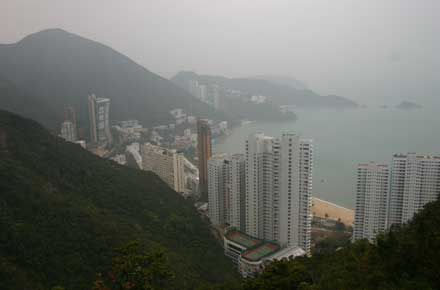 Repulse Bay, misty - © William Mackesy