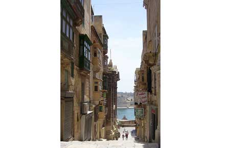 Valletta -  - © Flikr user h-angele