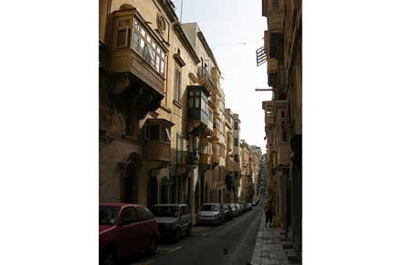 Valletta -  - © flikr user The Gentle