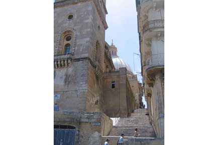 Valletta -  - © flikr user Joonas L.
