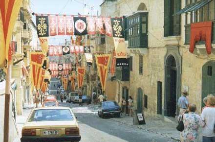 Malta, Valletta, Valletta - , Walkopedia