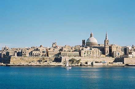 Valletta -  - © Flikr user Paul Stephenson