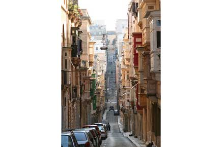 Valletta: Valletta -  - © flikr user The Gentle
