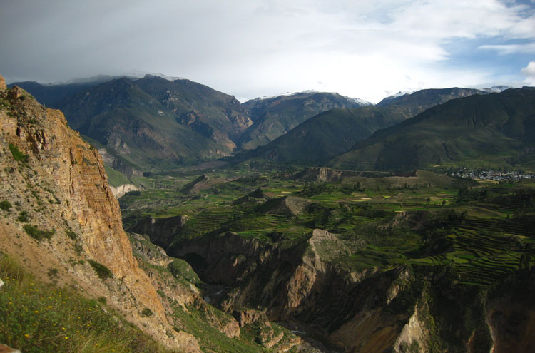 Colca Canyon Views - © From Flickr user Teosaurio