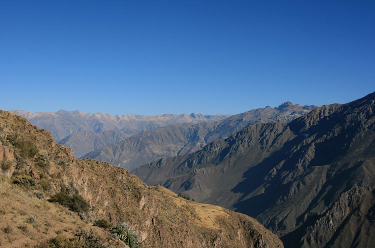 Colca Canyon - © From Flickr user NerdcoreGirl