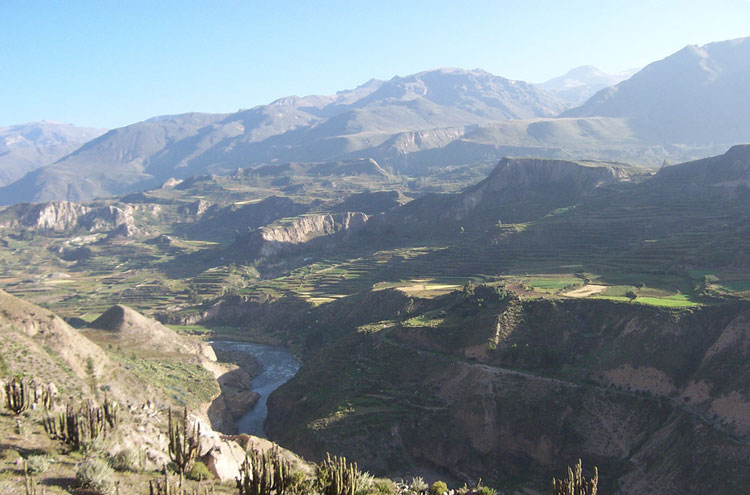 Colca Canyon - © From Flickr user CmdrGravy