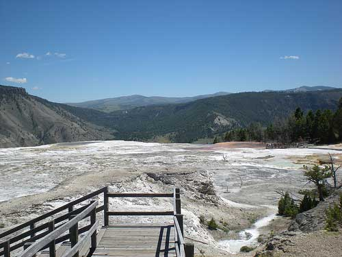 Yellowstone NP -  - © By Flickr User hmalsch
