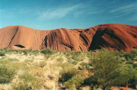 Uluru, Ayers Rock -  - ©Willian Mackesy