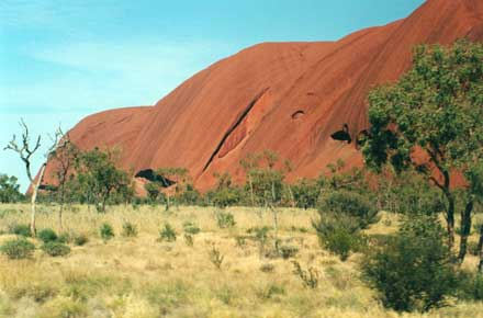 Uluru, Ayers Rock -  - © Willian Mackesy