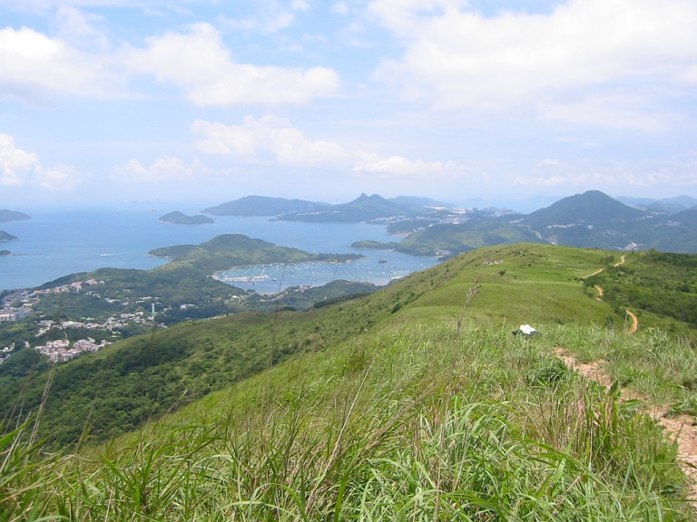 Buffalo Hill/Ma On Shan, Sai Kung: A view of Sai Kung  - © flickr user- Michael Chu