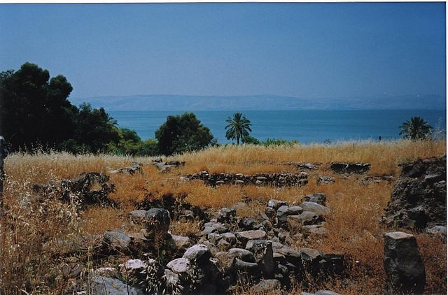 Jesus Trail: Jesus Trail - Sea of Galilee - © Copyright Flickr user Seetheholyland.net