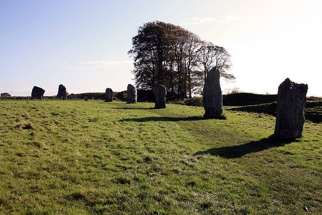 The Ridgeway: Avebury - © Copyright Flickr user Kurt Thomas Hunt