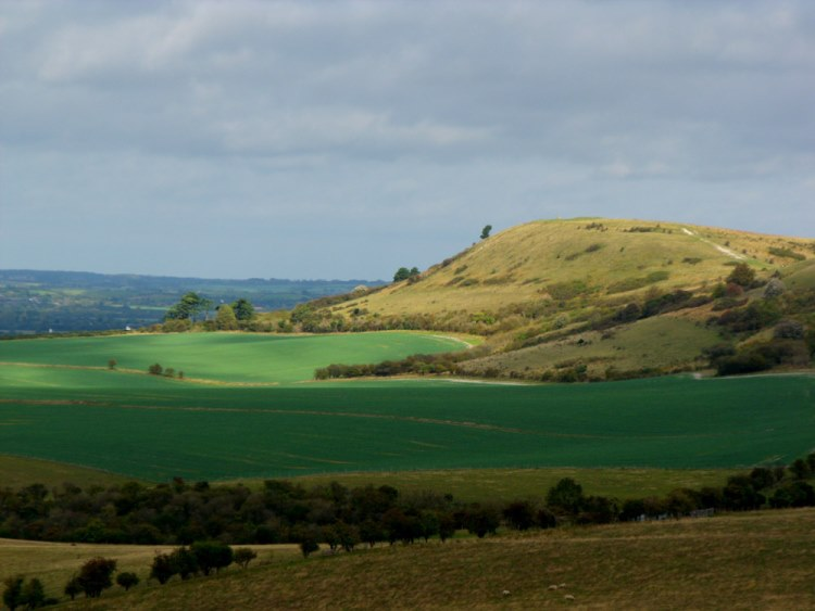 The Ridgeway: Ivinghoe Beacon - © Copyright Flickr user staticgirl