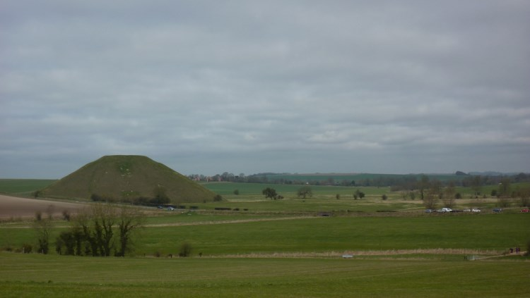 Silbury Hill - © Copyright Flickr user Bods