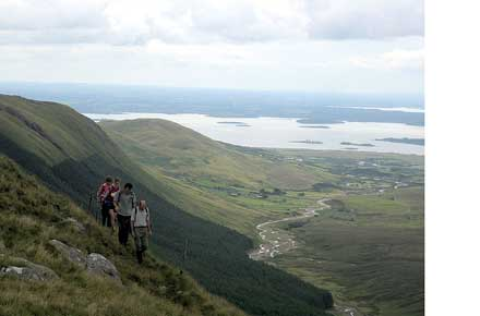 Croagh Patrick -  - ©Flickr user - john brennan