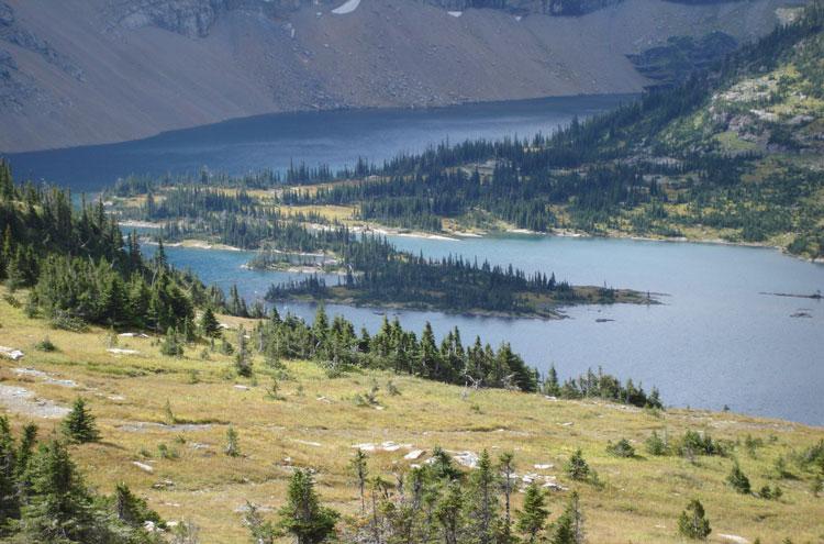 USA Western: Glacier NP, Glacier National Park, Glacier National Park - © From Flickr user KevinSaff, Walkopedia