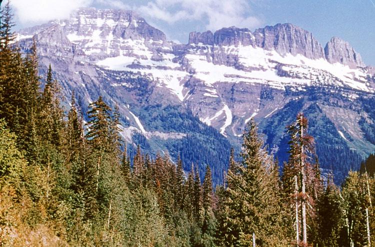 USA Western: Glacier NP, Glacier National Park, Glacier National Park - © From Flickr user DonPughPerthWesternAustralia, Walkopedia