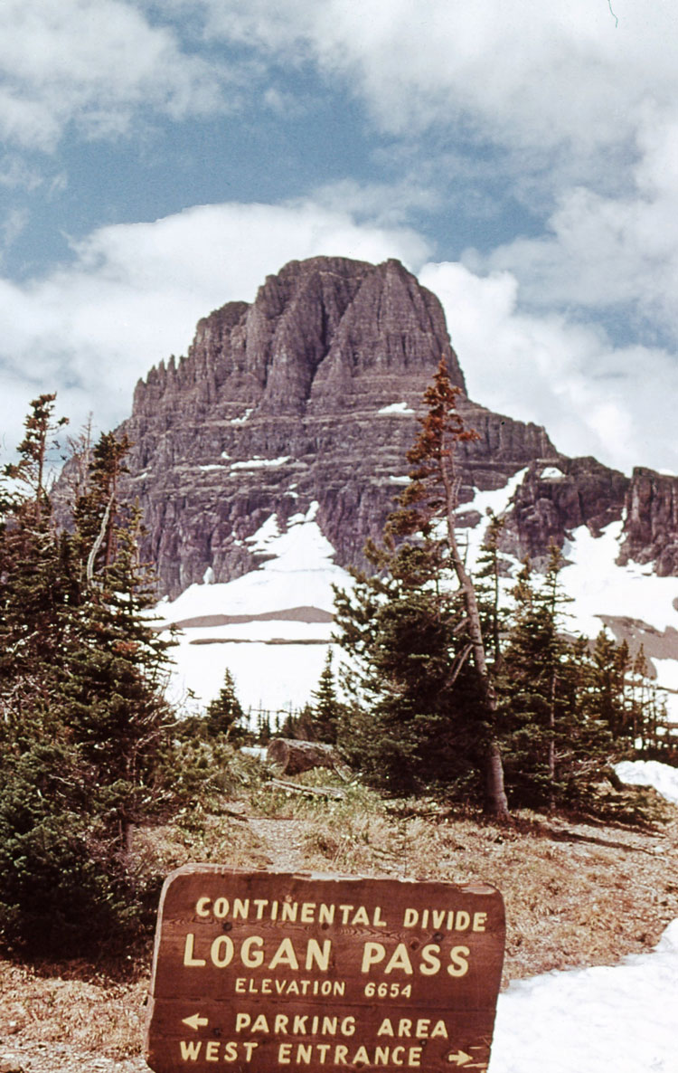 Glacier National Park - © From Flickr user DonPughPerthWesternAustralia