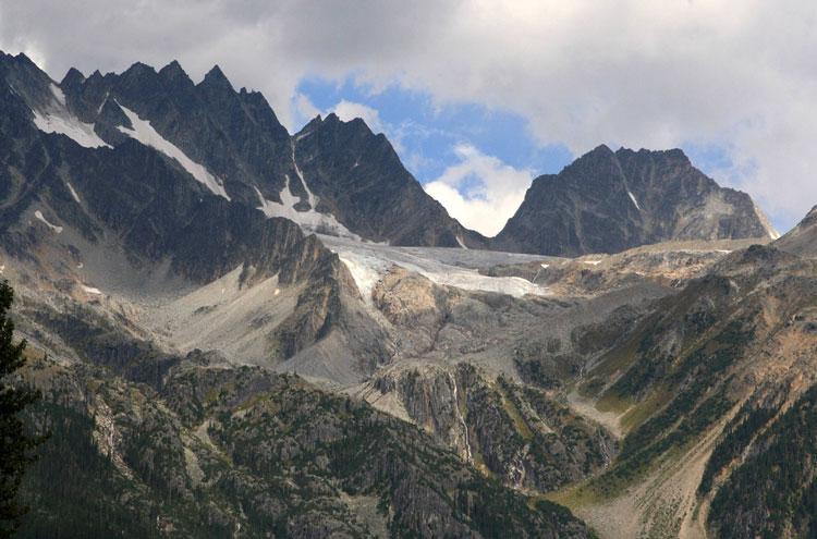 USA Western: Glacier NP, Glacier National Park, Glacier National Park - © From Flickr user AlaskanDude, Walkopedia