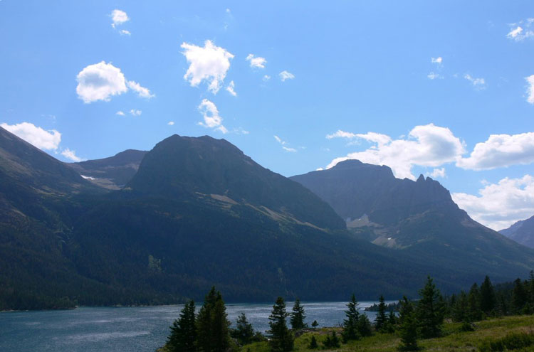 USA Western: Glacier NP, Glacier National Park, Glacier National Park - © From Flickr user Jessicafm, Walkopedia