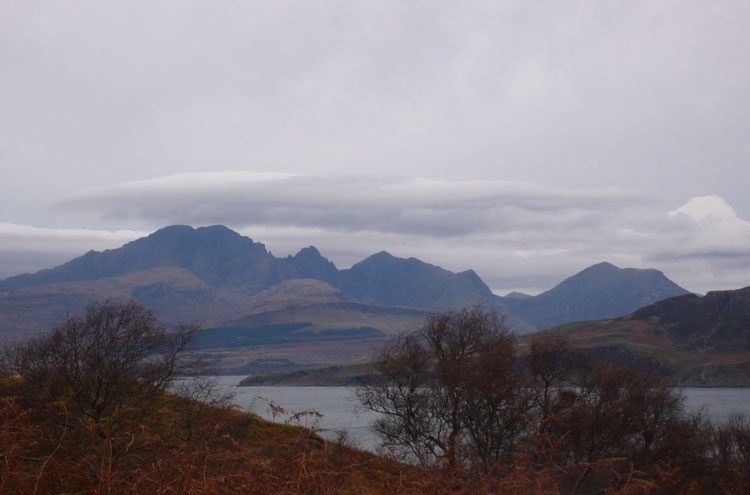 Black Cuillin Ridge - © By Flickr user CaptainOates