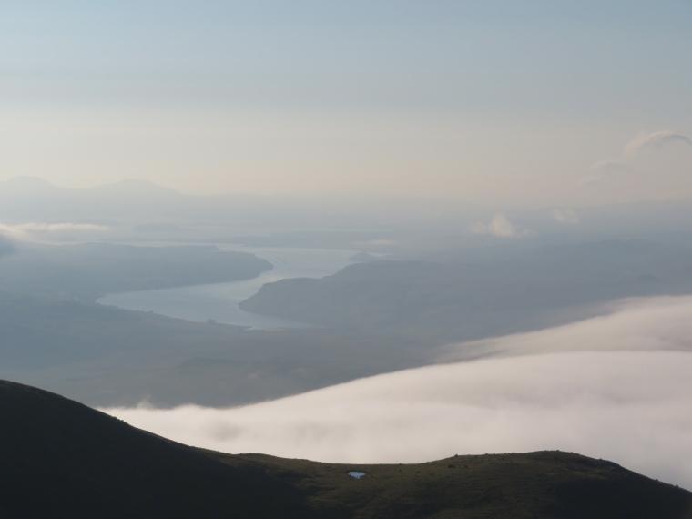 United Kingdom Scotland Isles Skye, Black Cuillin Ridge, Northwest  from Bruach na Frithe, Walkopedia