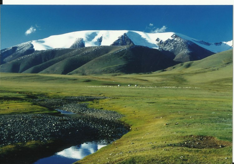 Mongolia, Altai Mountains, Altai Mts - , Walkopedia