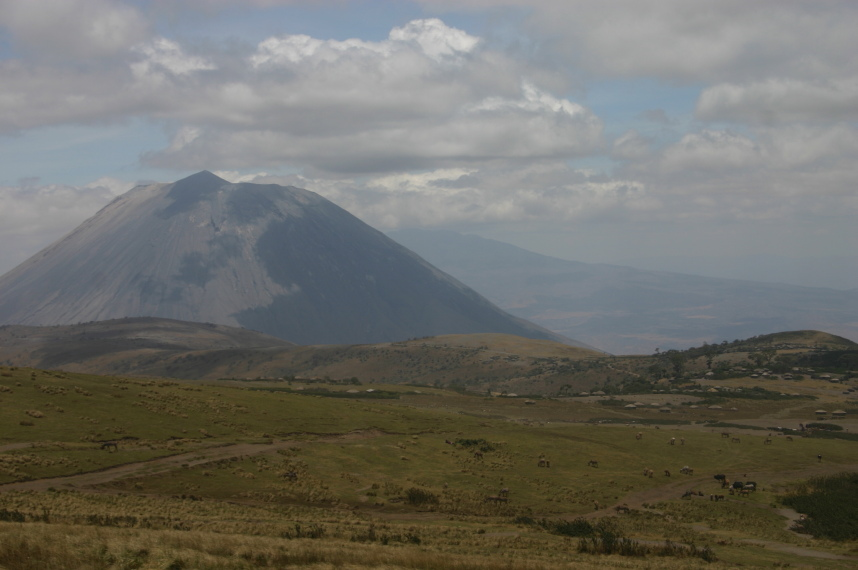 Empakaai toward Natron