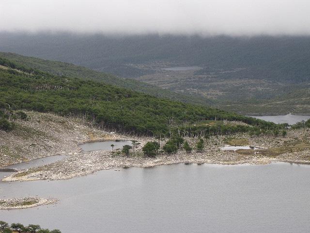 Chile Tierra del Fuego, Dientes Circuit, Dientes Circuit - Laguna de los Dientes, Walkopedia