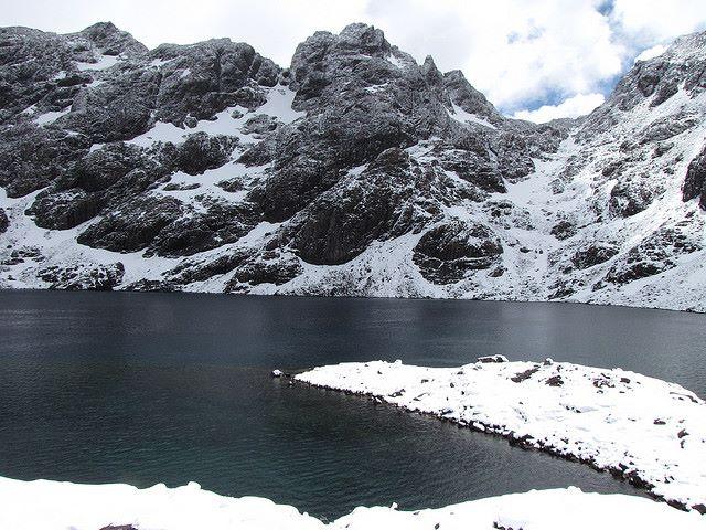 Chile Tierra del Fuego, Dientes Circuit, Dientes Circuit - Laguna Escondida, Walkopedia