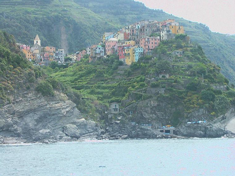 Cinque Terre - Corniglia - © By Flickr User chuntera