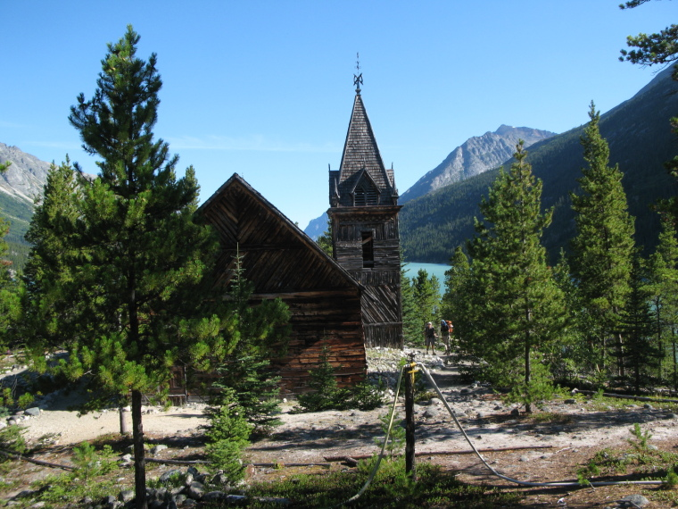 Church at Bennet - © Charles Bookman