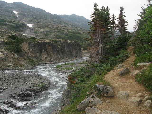 Chilkoot Trail - © Copyright Flickr user iwona_kellie