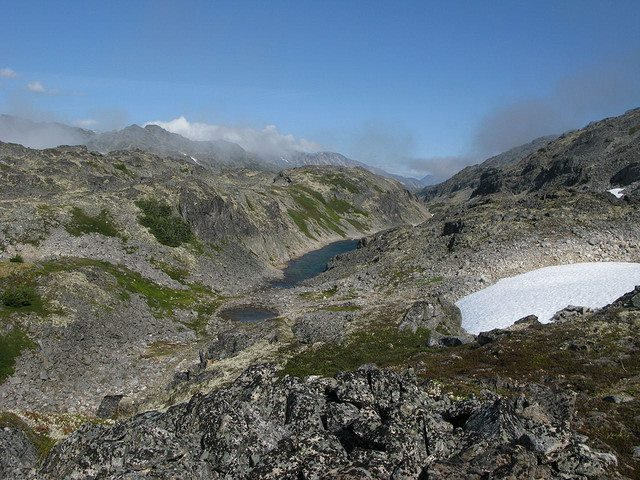 Chilkoot Trail - © Copyright Flickr user steynard