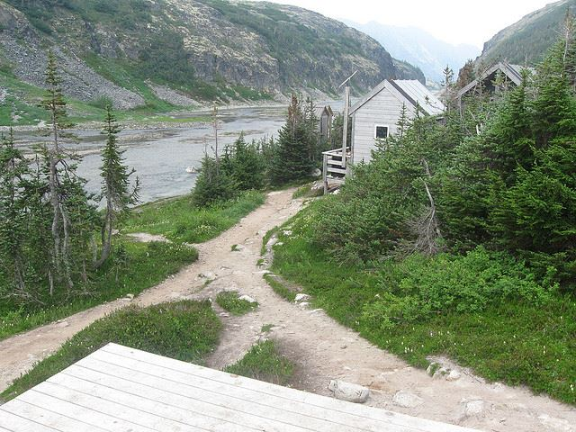 Chilkoot Trail - Happy Camp - © Copyright Flickr user iwona_kellie