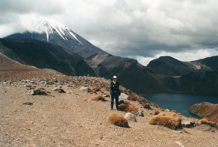 Tongariro Northern Circuit: © William Mackesy