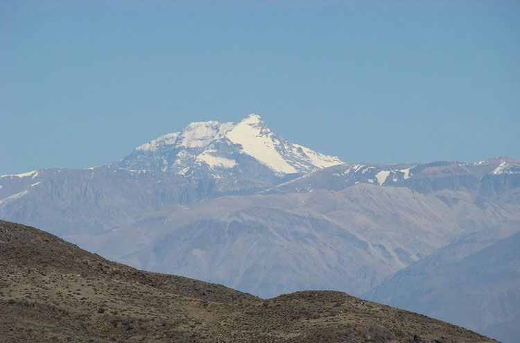 Aconcagua - © By Flickr useraudvloid