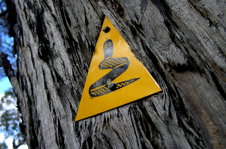 Bibbulmun Track Sign - © By Flickr user Charlene