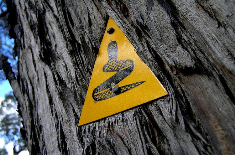 Australia Western Australia, Bibbulmun Track, Bibbulmun Track Sign, Walkopedia