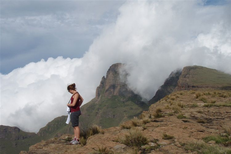 South Africa Drakensberg, North Drakensberg Traverse, Northern Drakenberg Traverse , Walkopedia