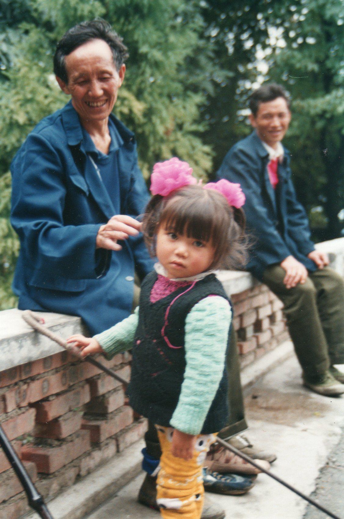China Sichuan, Emei Shan, Little Empress, Walkopedia