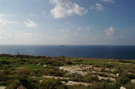 Malta, Zurrieq-Siggewi, Zurrieq-Siggewi - Filfla From Mnajdra, Walkopedia