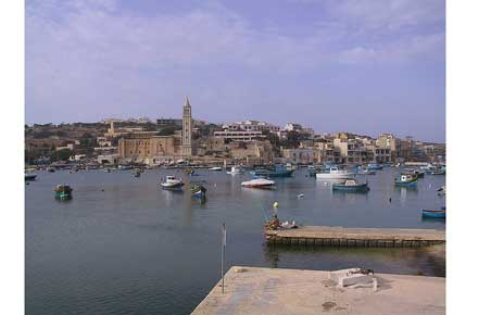 Marsascala to Marsaxlokk - Marsascala - © Flickr user bjbrake